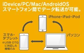 Logitec USB for iOS2
