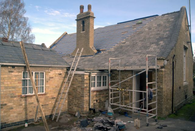ODS Roof repairs Nov 14