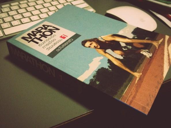 หนังสือ มาราธอน: อินเทอร์เน็ต การเมือง วัฒนธรรม ฉบับออกตัว