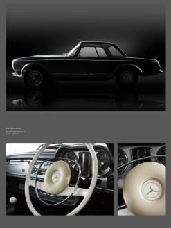 Mercedes-Benz Pagoda SL280