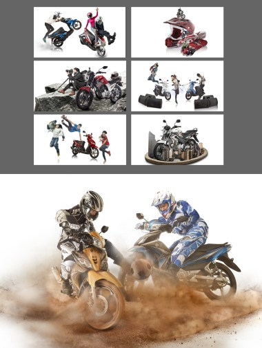 Yamaha Corporate Calendar 2011