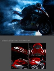 MV Agusta for Photography Seminar