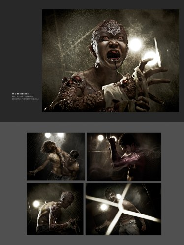 1st Photography Seminar - Morphacio BodyPainting