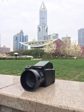 XF100MP in Shanghai