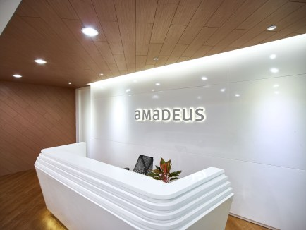 Amadeus Office Jakarta by ID21 SG