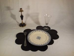 set de table Haute Couture