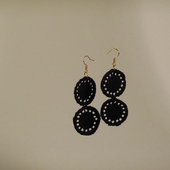 Collection limitée, boucles d'oreilles BASIC 30-01