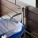Waschtische-blauglas-Aufsatzbecken