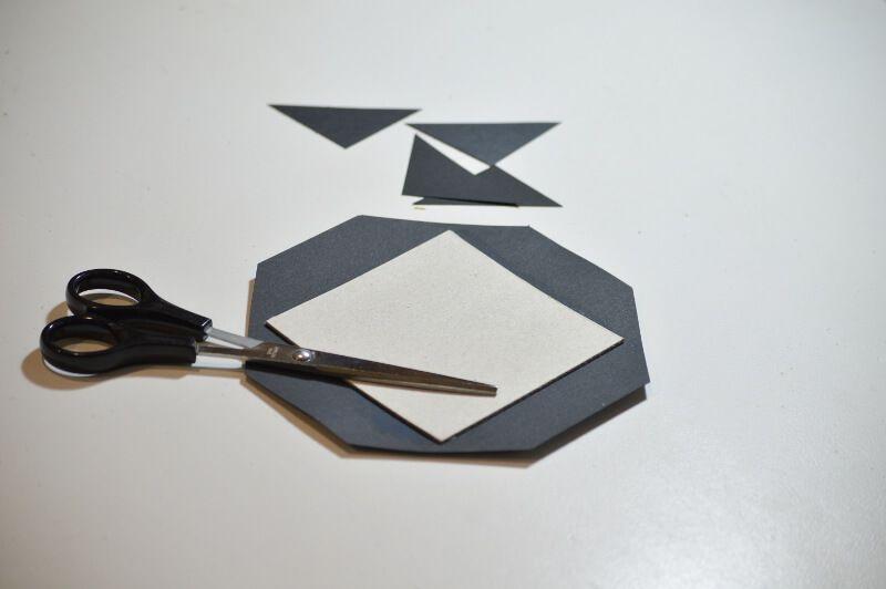 Forrando carton contracolado