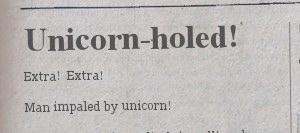 unicorn-holed
