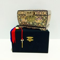 Inlaid Jewelry Box