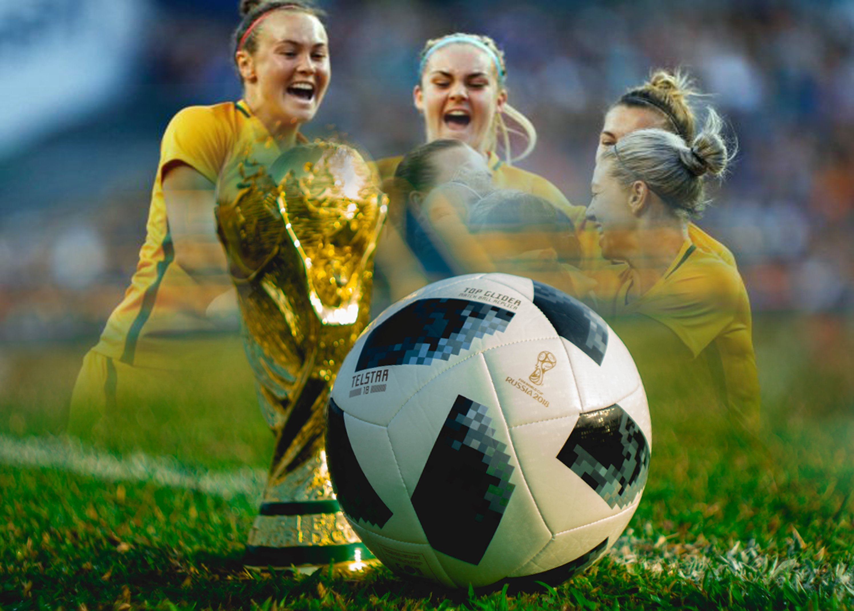 The Perfect Recipe – Women's World Cup