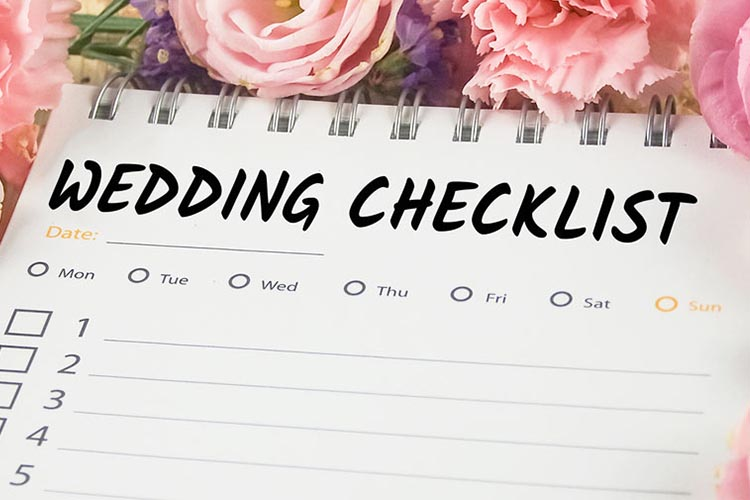 Brides should have this 'wedding planning list' to avoid undesired hassle