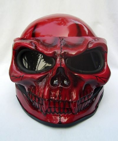 Girl Motorcycle Wallpaper Covered Skull Motorcycle Helmets Warning Not All Skulls Are