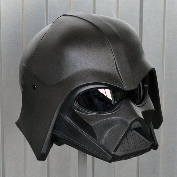 Star Wars Motorcycle Helmets I Am One