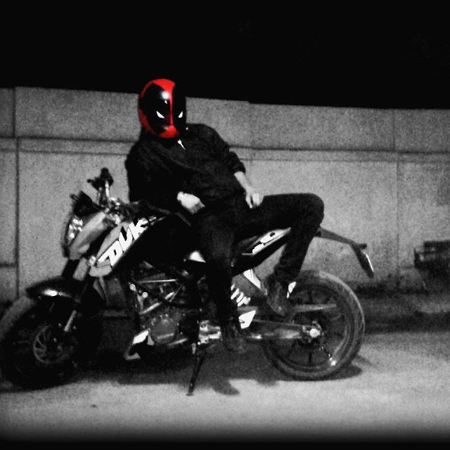 Deadpool Motorcycle Helmets
