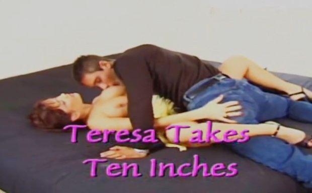 Teresa Takes 10 Inches