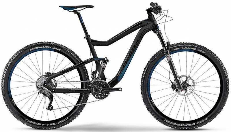 Haibike Q.XC 9.10 29R Fullsuspension Mountain Bike 2015
