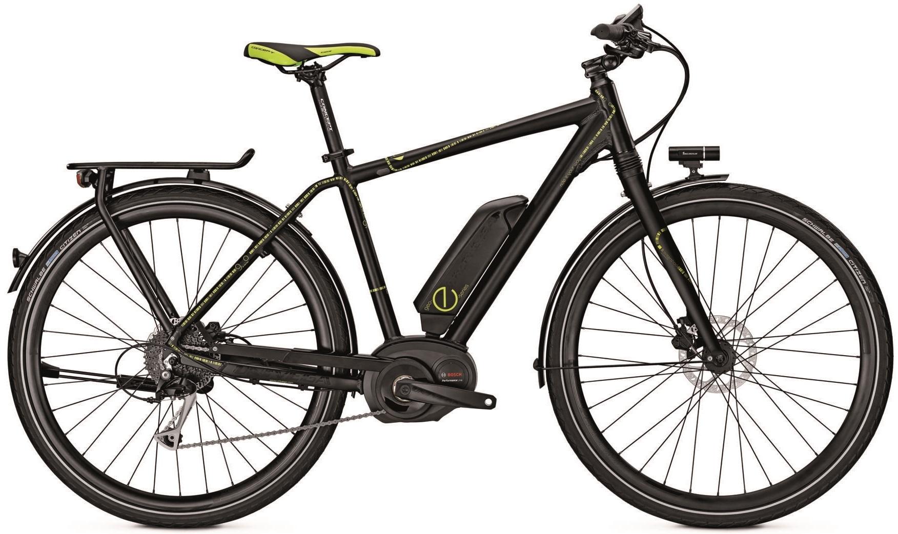 Univega Geo E Ltd Elektro Fahrrad Trekking Ebike Online