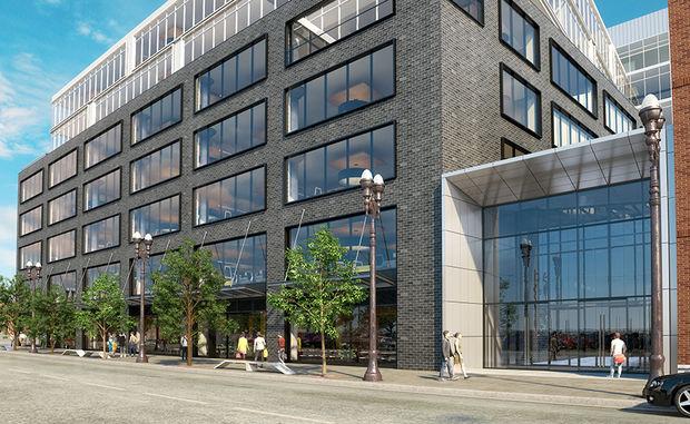 Dyson plans to move its U.S. headquarters to 1330 W. Fulton Market.