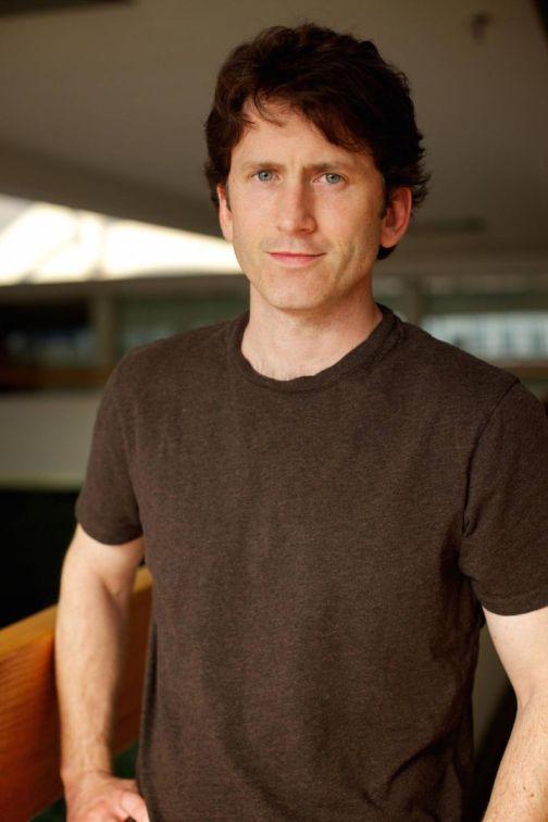 Todd Howard, Executive producer and Game Director at Bethesda Game Studios