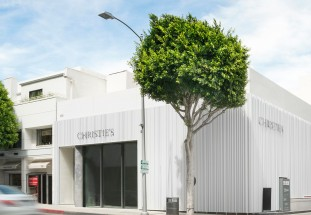 Christie's Beverly Hills flagship
