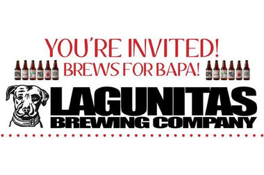 Beverly will invade the Lagunitas Brewing Co. tap oom from 5:30-8:30 tonight as part of a fundraiser for the Beverly Area Planning Association.