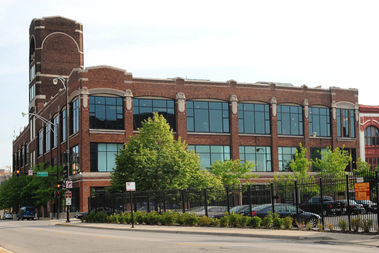 The Chicago Sun-Times plans to move the company's offices to 30 N. Racine in the booming West Loop.