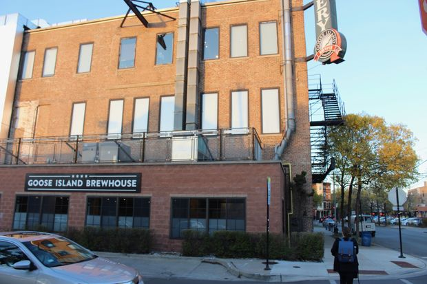Goose Island has renovated its old brewpub at 1800 N. Clybourn and turned it into a sleek, stylish Brewhouse.