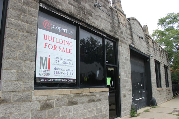 The brewery is eyeing the castle-like building at 2614-20 N. California Ave. for its first brewpub.
