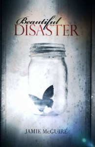 """Beautiful Disaster Book Cover"""