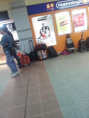 Sha Tin Wai Station Mannings