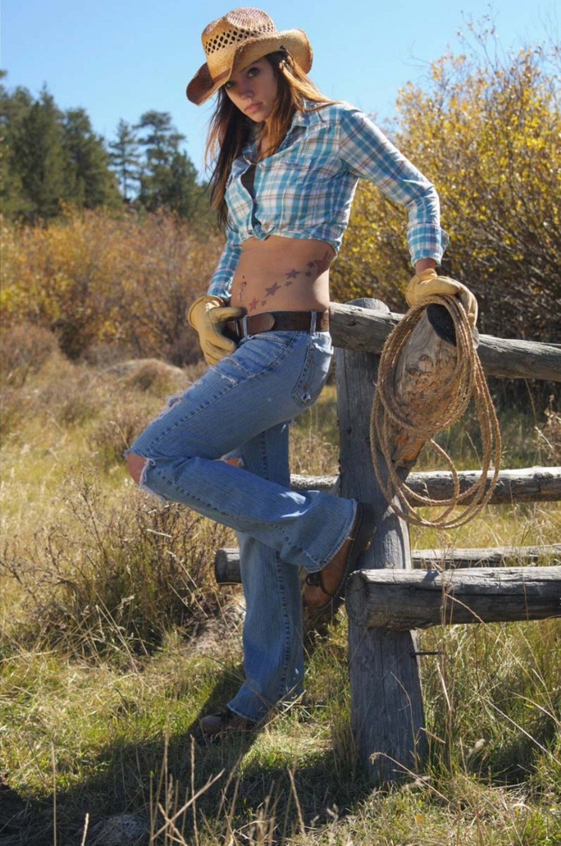 Country Girls for a Lazy Sunday Afternoon (28 Photos ...