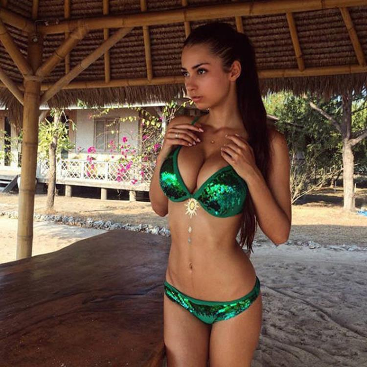 Awesome Bikini Hotties to keep you Warm