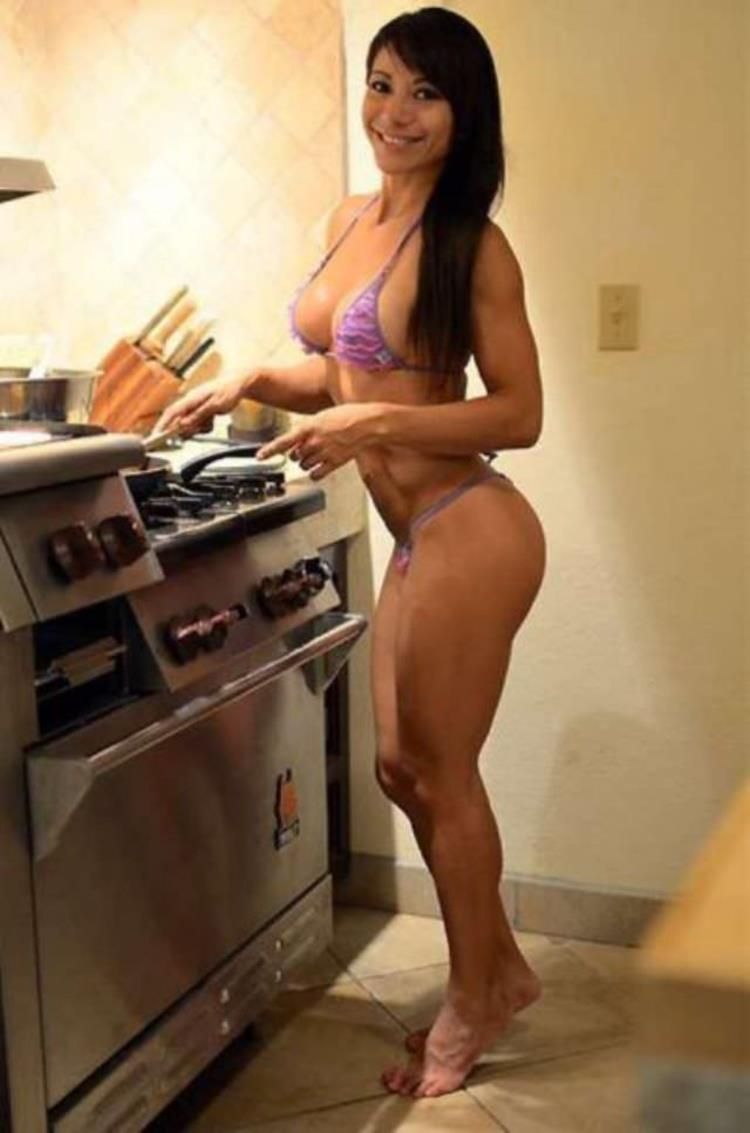 Kitchen Princess seen on Badchix