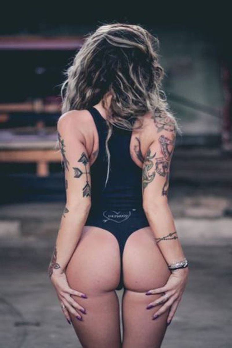 Inked Girls are Awesome in our Book seen on badchix.com