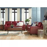100 Leather Sofa And Loveseat Lizzy Sanford