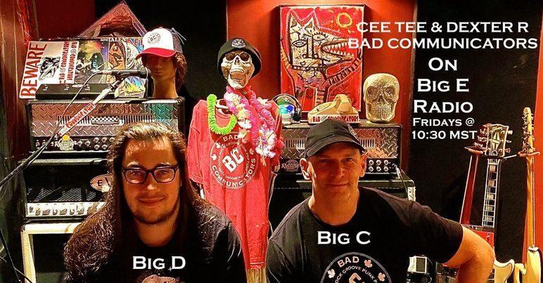 Cee Tee and Dexter R Bad Communicators
