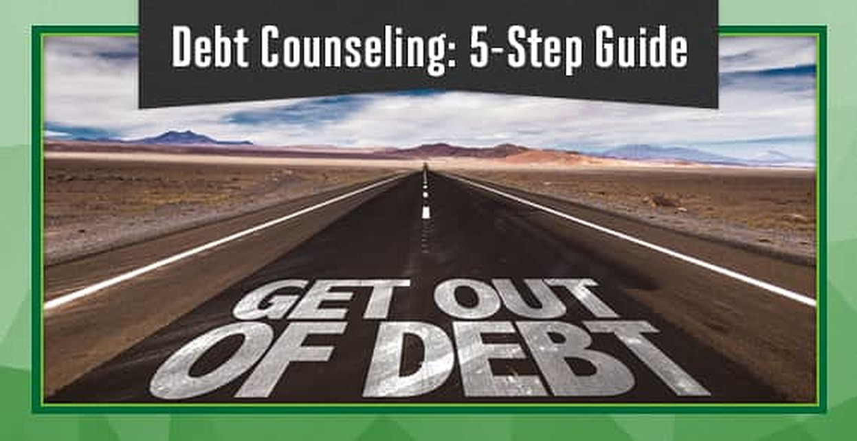 Debt Counselor Cover Letter Debt Counseling A Simple 5 Step Guide