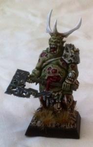 nurgle herald throne of skulls