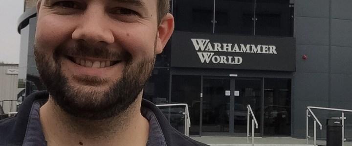 Warhammer Weekly YouTube show – SE 070