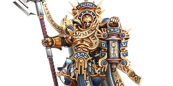 Stormhost Warrior Chambers – AoS Daily 32