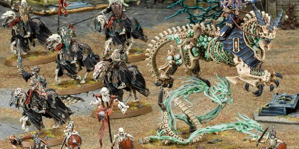 Horde Lists – AoS Daily 45