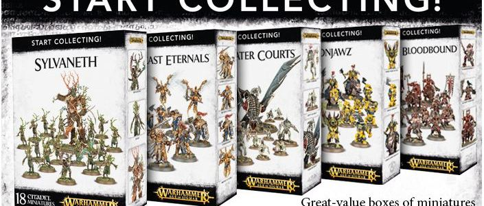 Picking a new army – AoS Daily 84