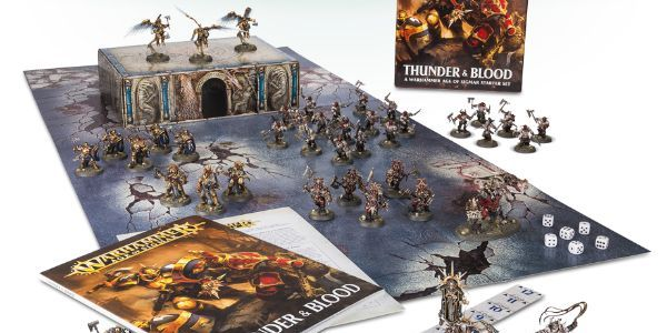 Thunder and Blood – AoS Daily 111