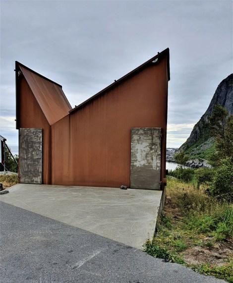 veitoalett Akkarvikodden, Lofoten