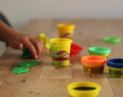 Play-Doh - giveaway