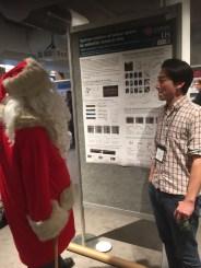 Takeshi and Santa
