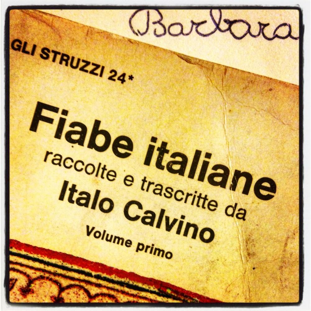 Luglio, il 14, e le fiabe italiane