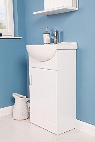 Badmbel Badezimmermbel Waschbecken Unterschrank